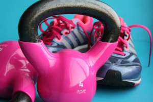 kettle-bell-beside-adidas-pair-of-shoes-209968